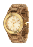 WeWood Date MB Zebrano Rough Gold_