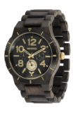 WeWood Kardo Black Rough Gold_