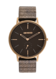 WeWood Albacore Rose Gold Black Choco_
