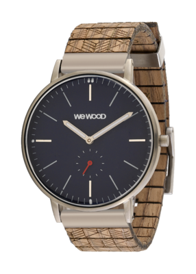 WeWood Albacore Silver Blue Nut