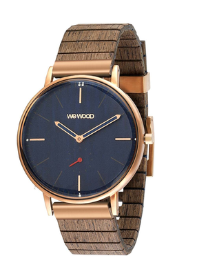 WeWood Albacore Rose Gold Blue Apricot