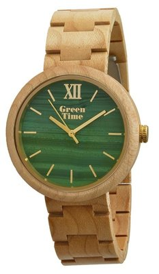 GreenTime Maple Malachite