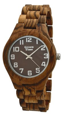 GreenTime Zebrano Basic