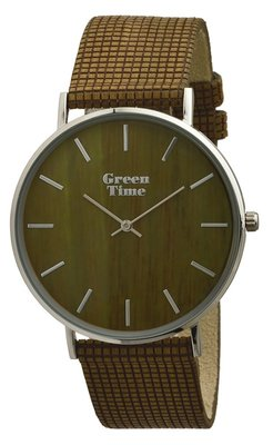 GreenTime Vegan Green