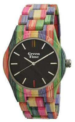 GreenTime Multicolour Black
