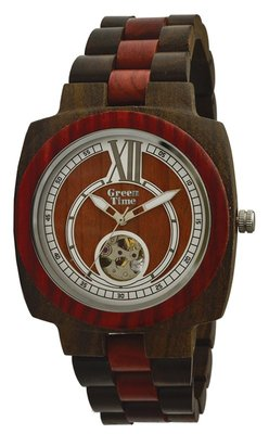 GreenTime Automatic Redsand