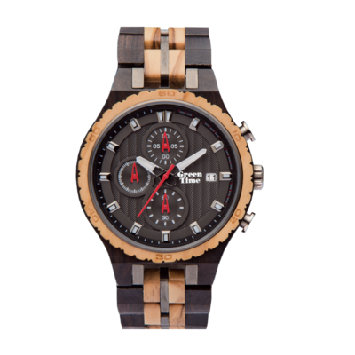 GreenTime Technical Red