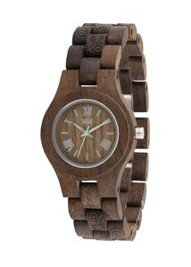 WeWood Criss Mandala Choco Rough Rose
