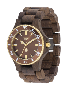 WeWood Date MB Choco Rough Brown