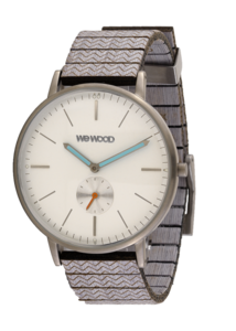 WeWood Albacore Silver White Grey